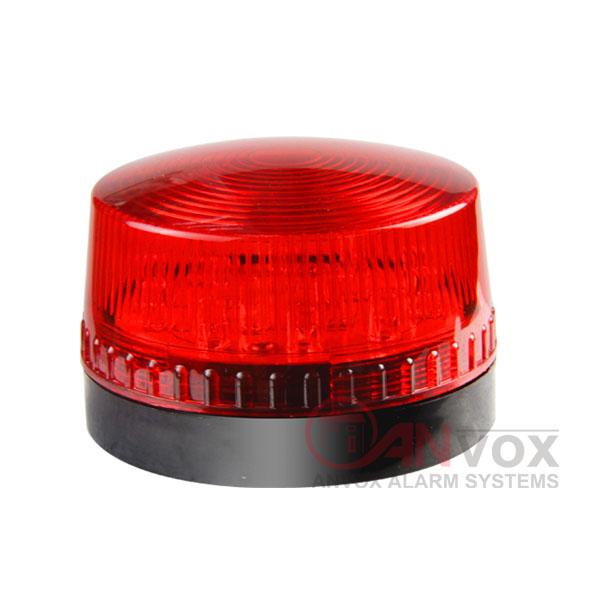 sk501系列警示灯接线图